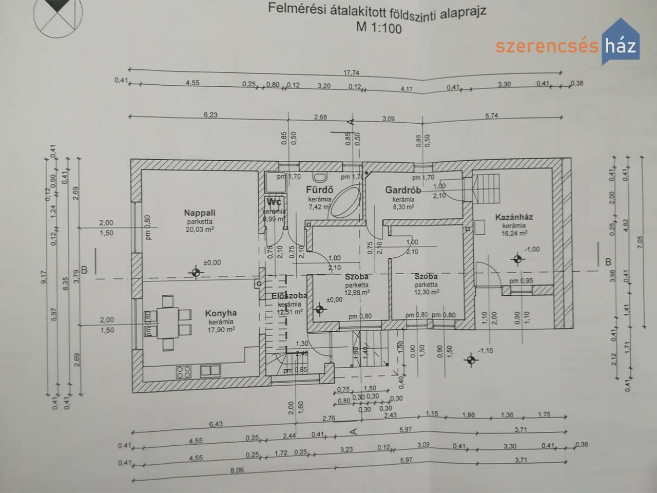 Kétszintes családi ház Sopronkövesden