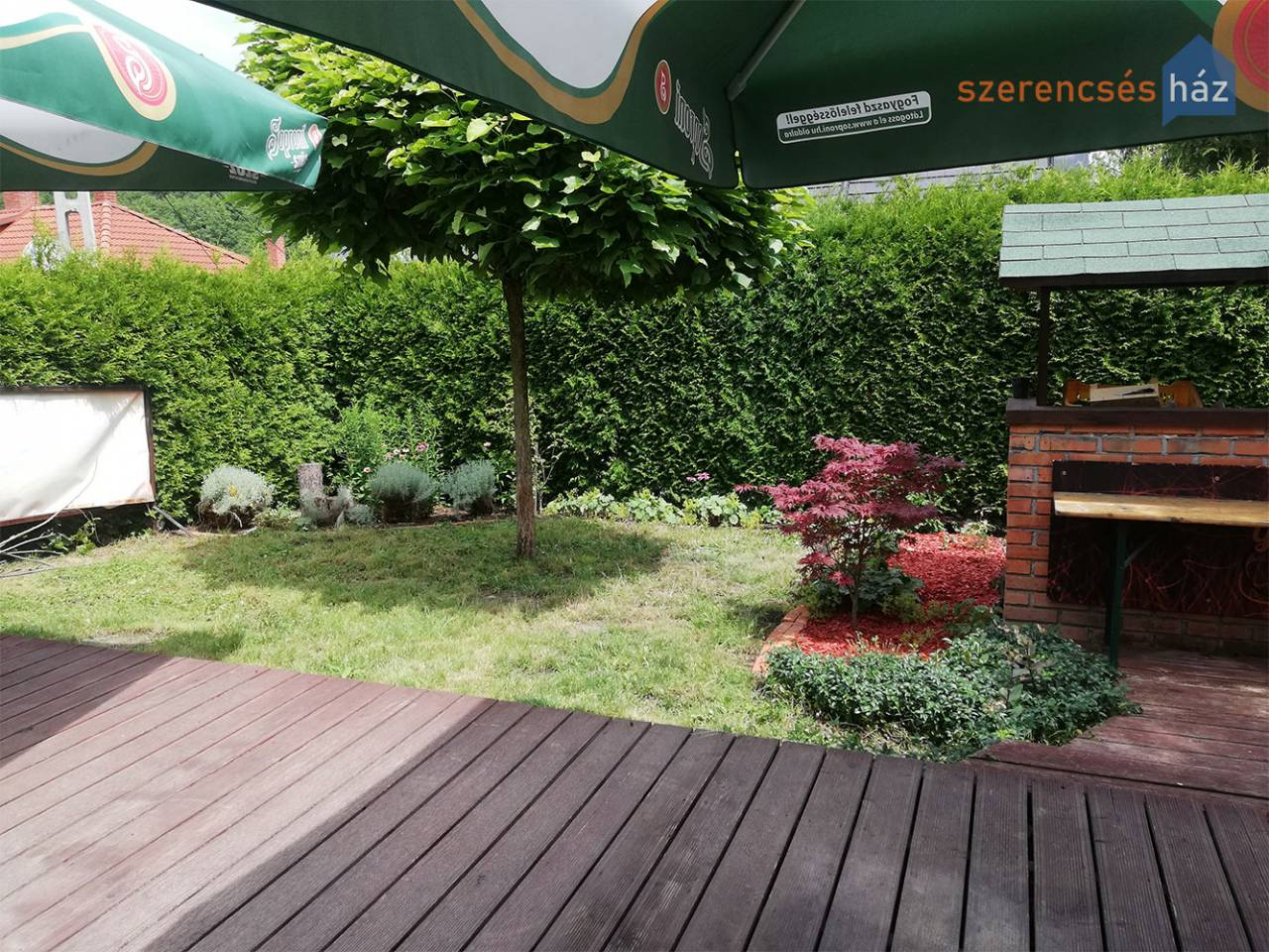 Grill-teraszos étterem Sopron-Görbehalmon